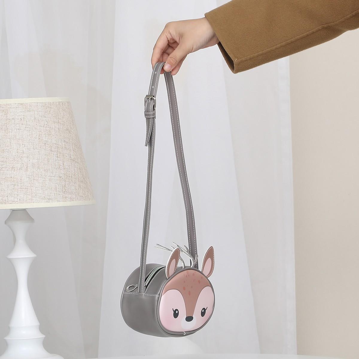 Taupe Shoulder Bag