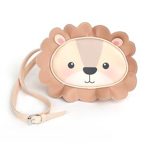 Lovely Little Lion Animals Bag Cute Cartoon Bag for Children