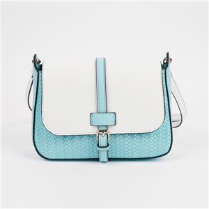 New Promotion Light Blue Sling Bag Chic Crossbody Bag