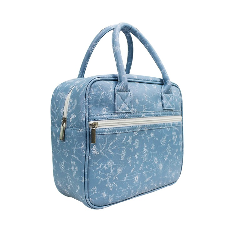 Fashion Blue Laptop Bag Big Size Macbook Briefcase Sleeve