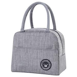 حقيبة غداء حرارية كبيرة معزولة حقيبة نزهة مبردة