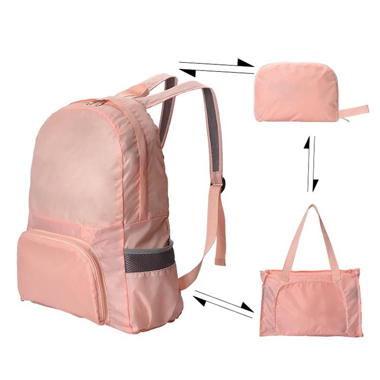 Foldable Lightweight Backpack Water Ressistant Bag Outdoor