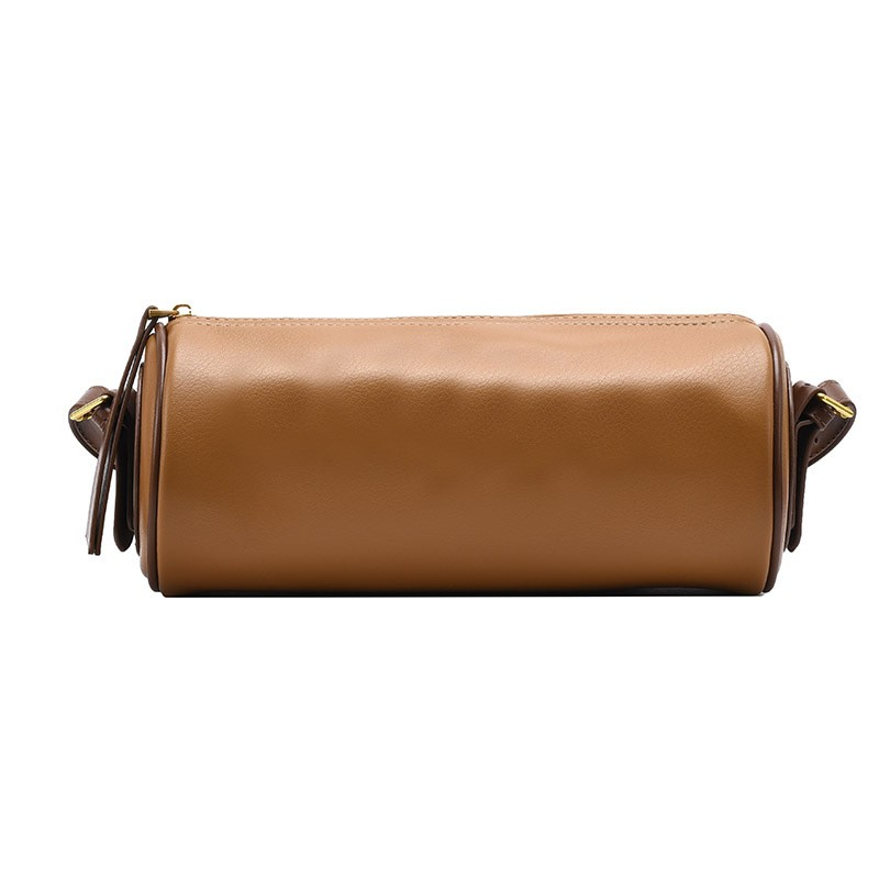 Old-fashioned Ladies Round Bucket Bag Leather Pillow Shuolder Bag Manufacturers, Old-fashioned Ladies Round Bucket Bag Leather Pillow Shuolder Bag Factory, Supply Old-fashioned Ladies Round Bucket Bag Leather Pillow Shuolder Bag