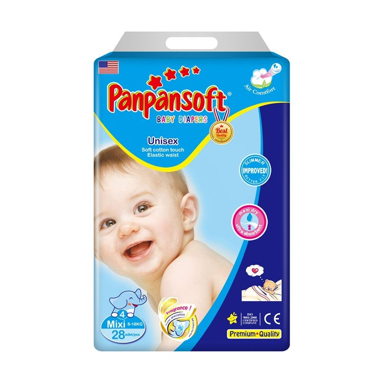 Super Absorbency Nappy Dry Distributors Infant Diapers