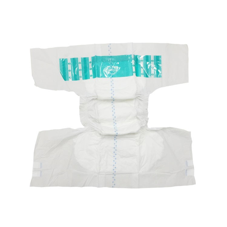 High Absorption Custom Printed Disposable Adult Diaper