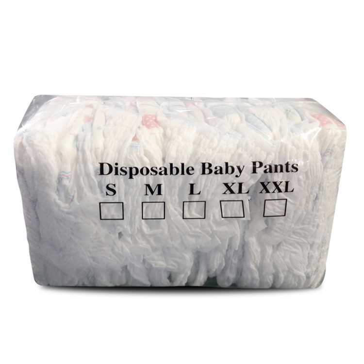 SAP Disposable Baby Diaper With Factory Price Easy Ups Pull Diapers