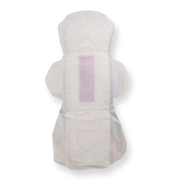 Lady Sanitary Pad Disposable Cotton Sanitary Napkin Manufacturer