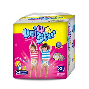 Baby Diaper Pants High Absorption Disposable Diapers Soft Baby Training Pants