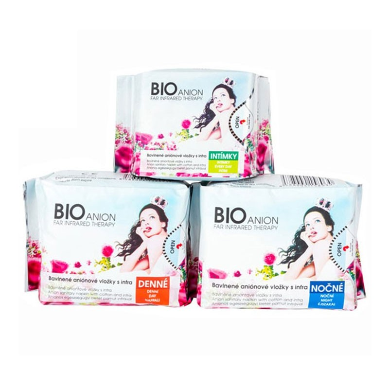 Commercial Anion Sanitary Napkin