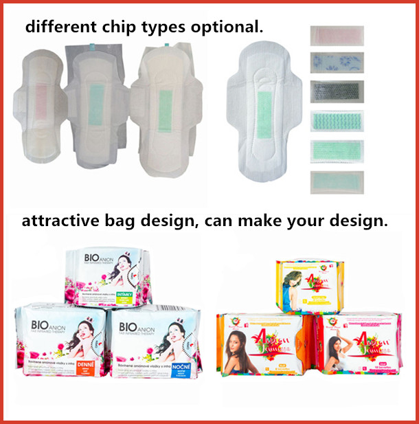 low cost sanitary pads