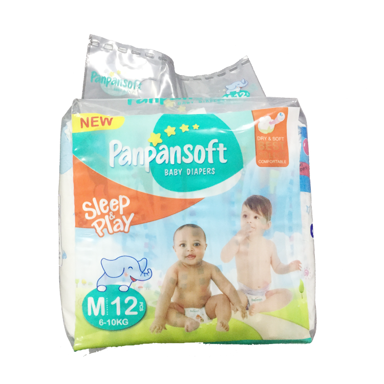 Unisex Baby Diapers Professional High Absorbed Baby Diaper