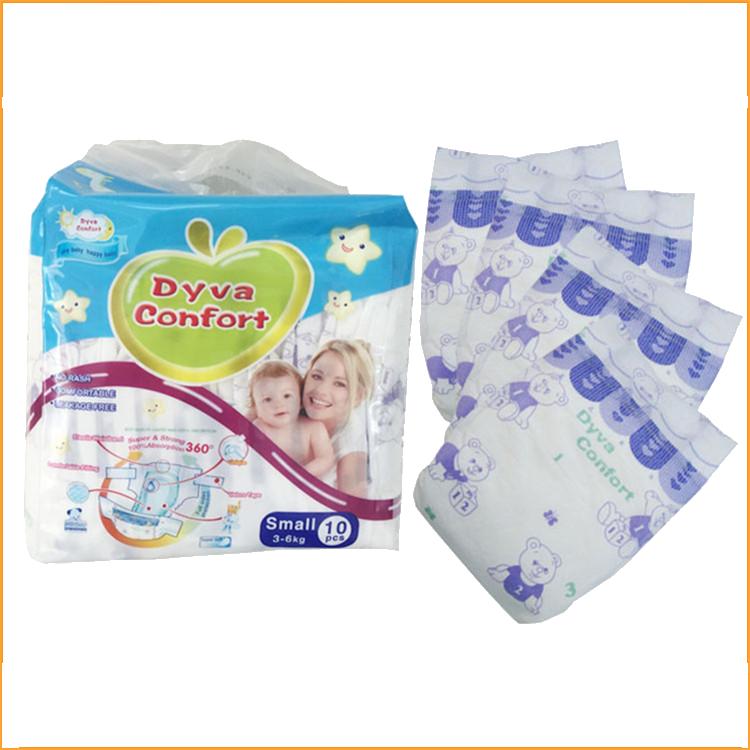 Panpansoft, Uni4star, Best Grade Super Absorbent Cotton Baby Diaper Factory