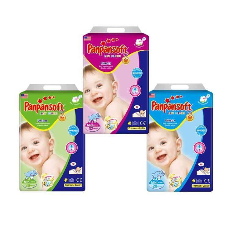 Pannolini per neonati Pannolini Europa Regno Unito Spagna Pannolini coccolati all'ingrosso dalla Cina