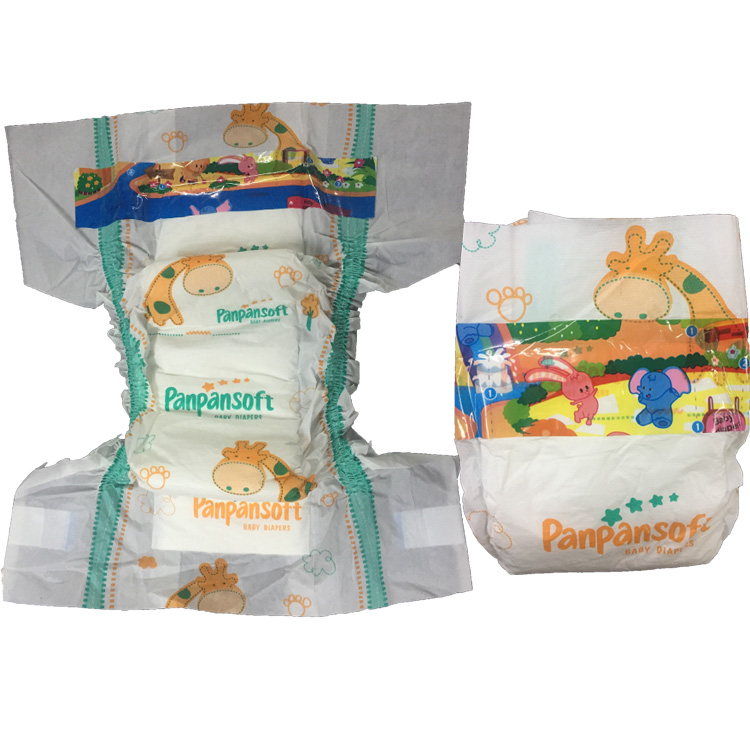 Panpansoft, Uni4star, New Coming Wholesale Price Free Sample Baby Diaper Factory from China Factory