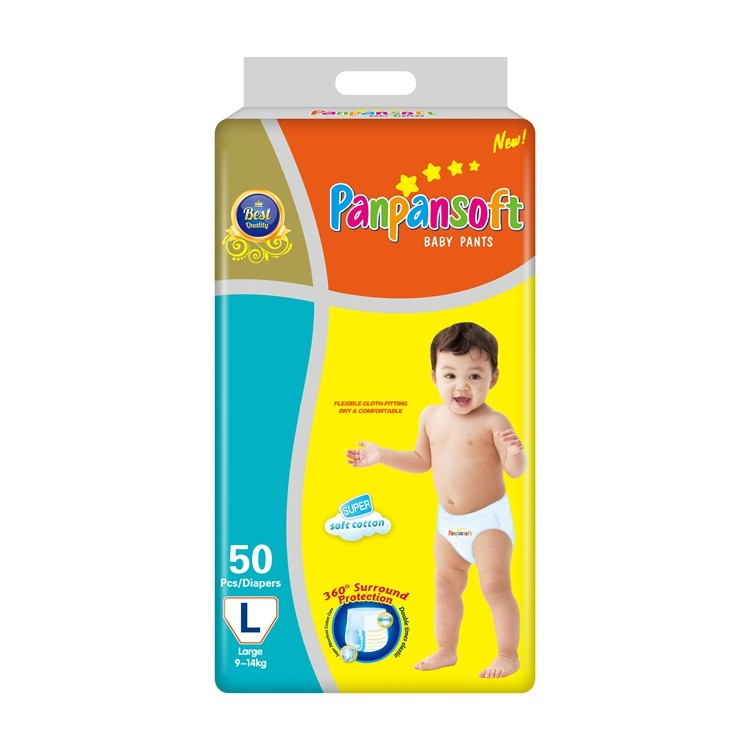 Toddler Training Diaper Disposable Nappy Pant Manufacturer For Kids