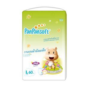 Popok seluar bayi Panpansoft gred A yang bernafas murah di Thailand