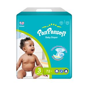 New Design Good Absorbency Disposable Baby Diaper for Africa