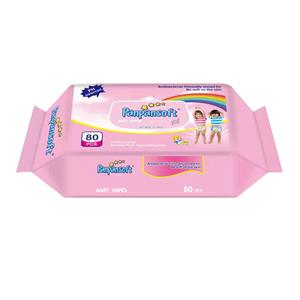 Wholesale Baby Wet Wipes Unscented With Customized Packing