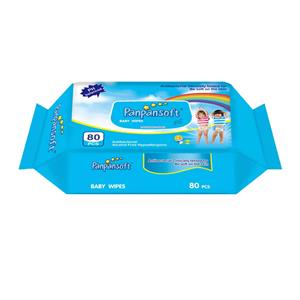 Customized Private Logo Cleaning Baby Infant Wet Wipes Wet Tissue