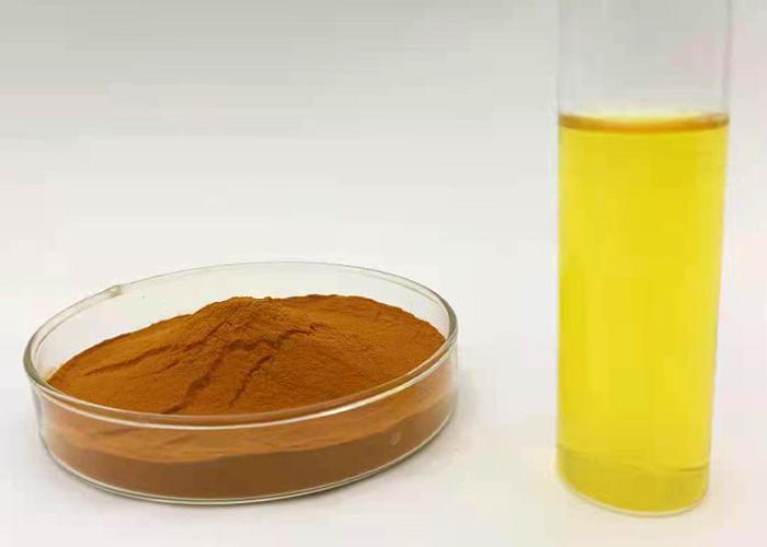 Natural yellow food coloring