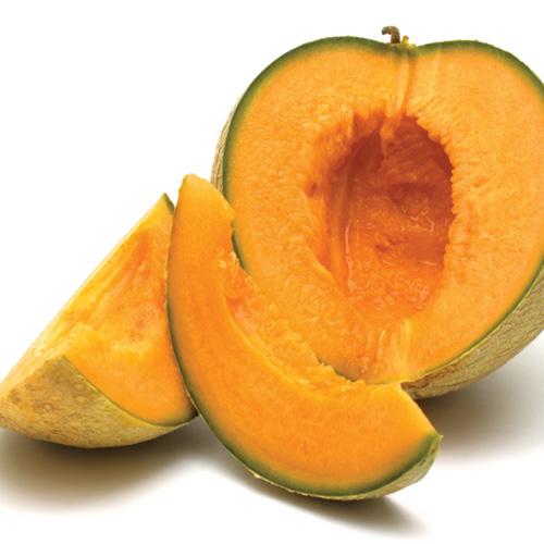 Intense melon aroma
