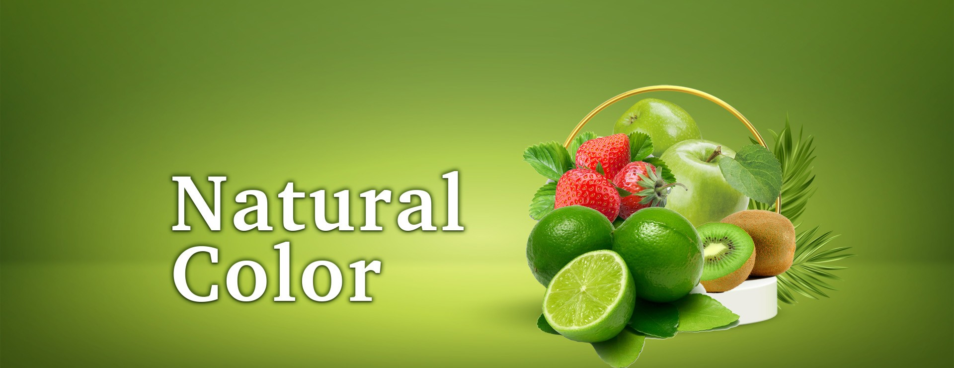 Natural Coloring