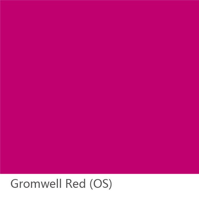 Gromwell สีแดง