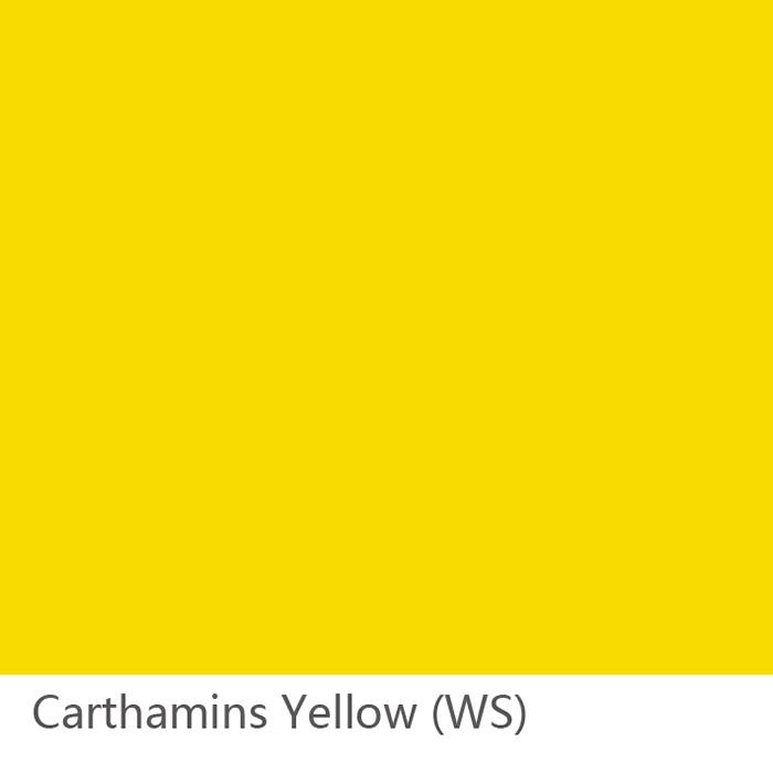 Carthamins Yellow
