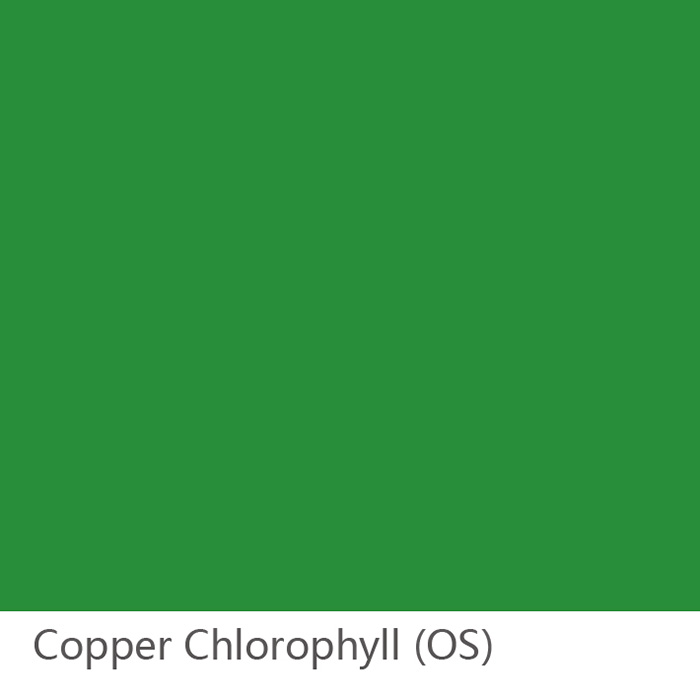 Copper Chlorophyll E141i