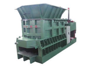 Hydraulic Container Shears