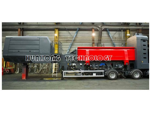 We Have MH Mobile Baler Shear