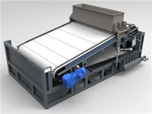 Wet Belt Magnetic Separator Manufacturers, Wet Belt Magnetic Separator Factory, Supply Wet Belt Magnetic Separator