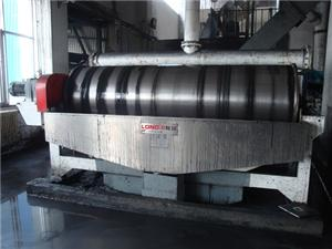 Wet drum separator for recovery of heavy media China
