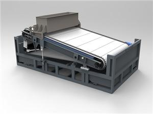 Energy Saving Magnetic Belt Separator Ore Wet Drum Separator at Low Price