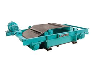 Buy Auto Cleaning Iron Removing Permanent Magnetic Separator for Conveyor Belt