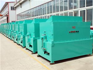 Industrial Permanent Dry Magnetic Drum Separator for Iron Ore Mining China Suppliers