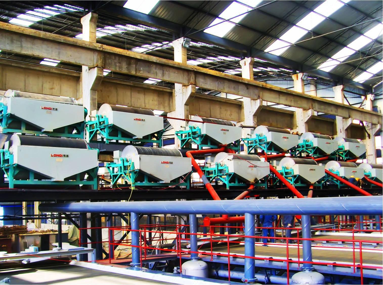 Counter rotation wet drum separator Manufacturers, Counter rotation wet drum separator Factory, Supply Counter rotation wet drum separator
