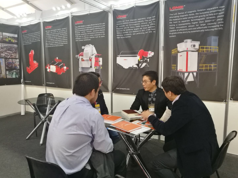 EXPOMIN 2018 in Chile