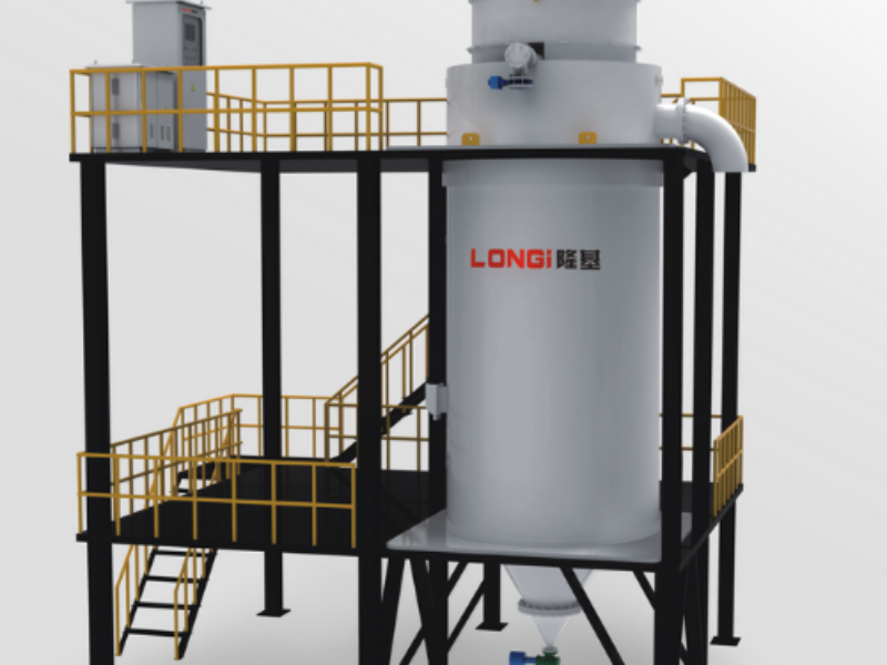 Автоматичний магнітний сепаратор флотації