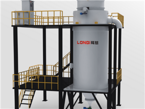 Автоматический флотационный магнитный сепаратор