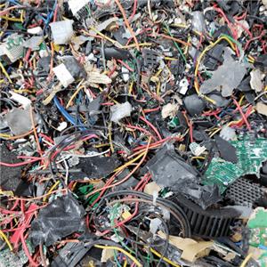 E scrap recycling