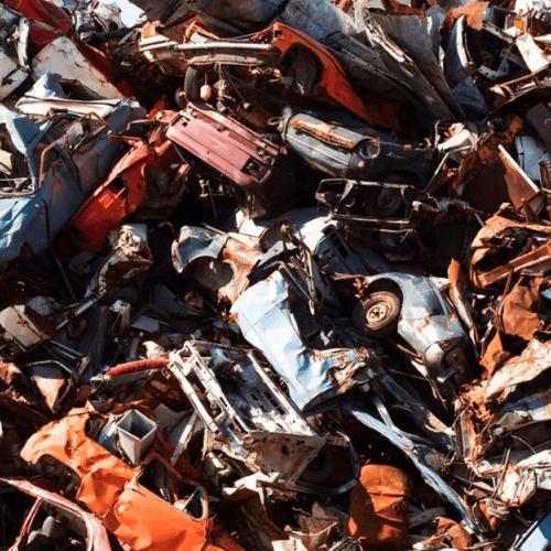 Auto Shredder Residue