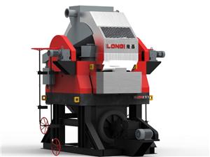 Влажный магнитный сепаратор высокой интенсивности для металлических материалов