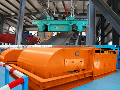 New Project in Solid Waste Sorting Recycling System