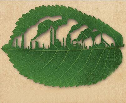 Зелений сталевий Зелений світ