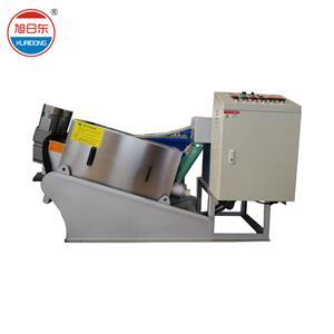Multi Plate Sludge Dewatering Screw Press