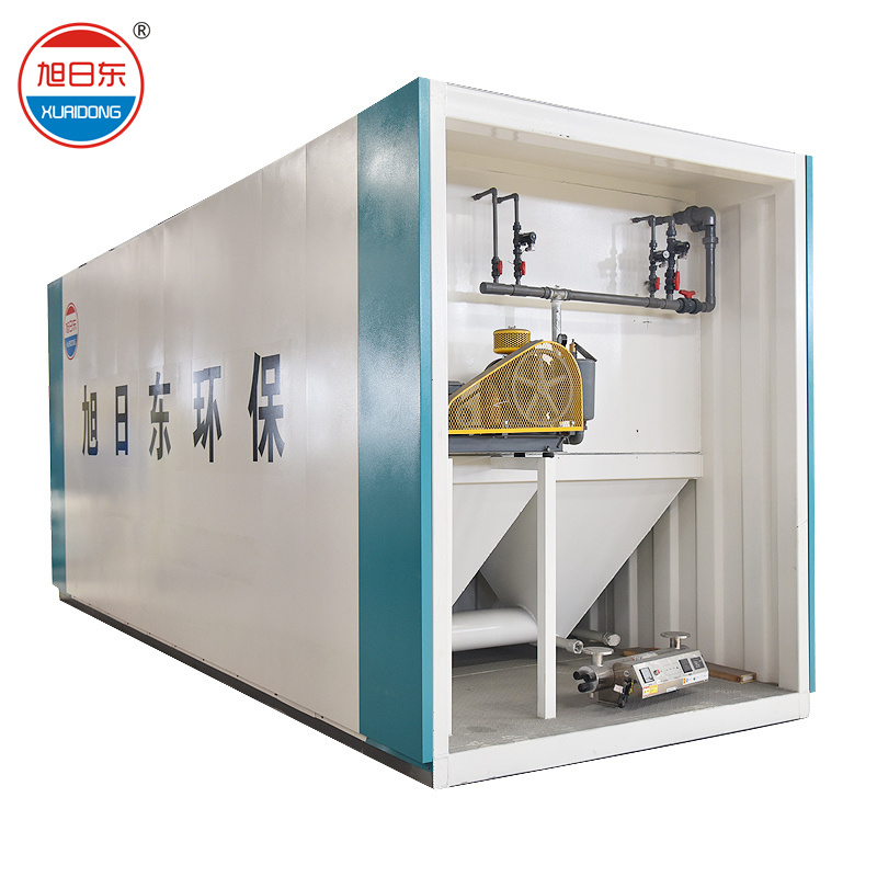 Containerised Sewage Treatment Plant Manufacturers, Containerised Sewage Treatment Plant Factory, Supply Containerised Sewage Treatment Plant
