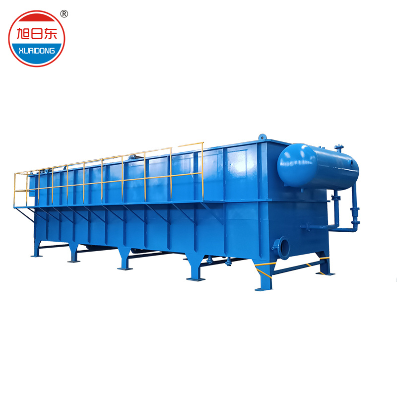 XRWF-II series dissolved air flotation delivered to client
