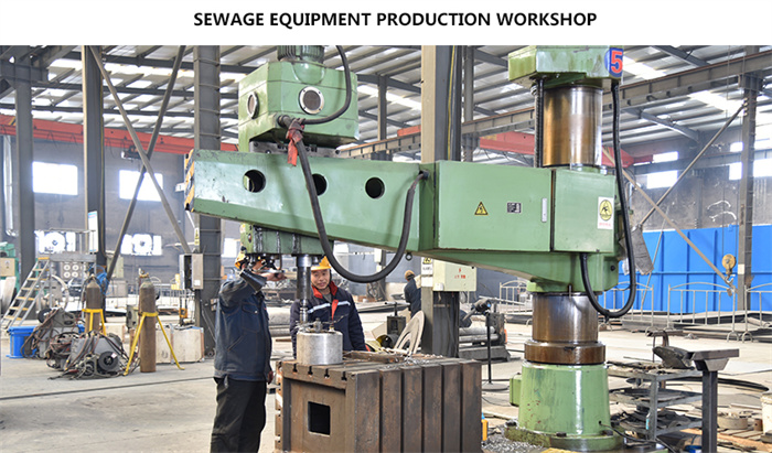 Sewage equipment production workshop1.jpg