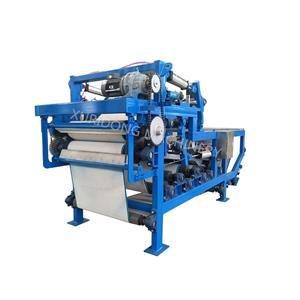 Belt Filter Press for Sludge Dewatering